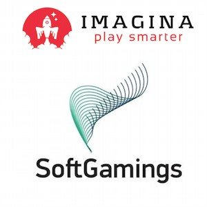 SoftGamings and Imagina Gaming Partner